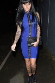 Jemma Lucy Stills Night Out in Liverpool