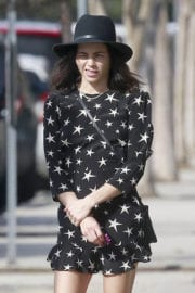Jenna Dewan Stills Out and About in Studio City