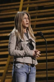 Jennifer Aniston Stills at Rehearsals for 89th Annual Academy Awards in Hollywood