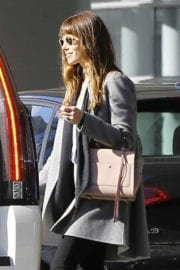 Jessica Biel Stills Out and About in Beverly Hills