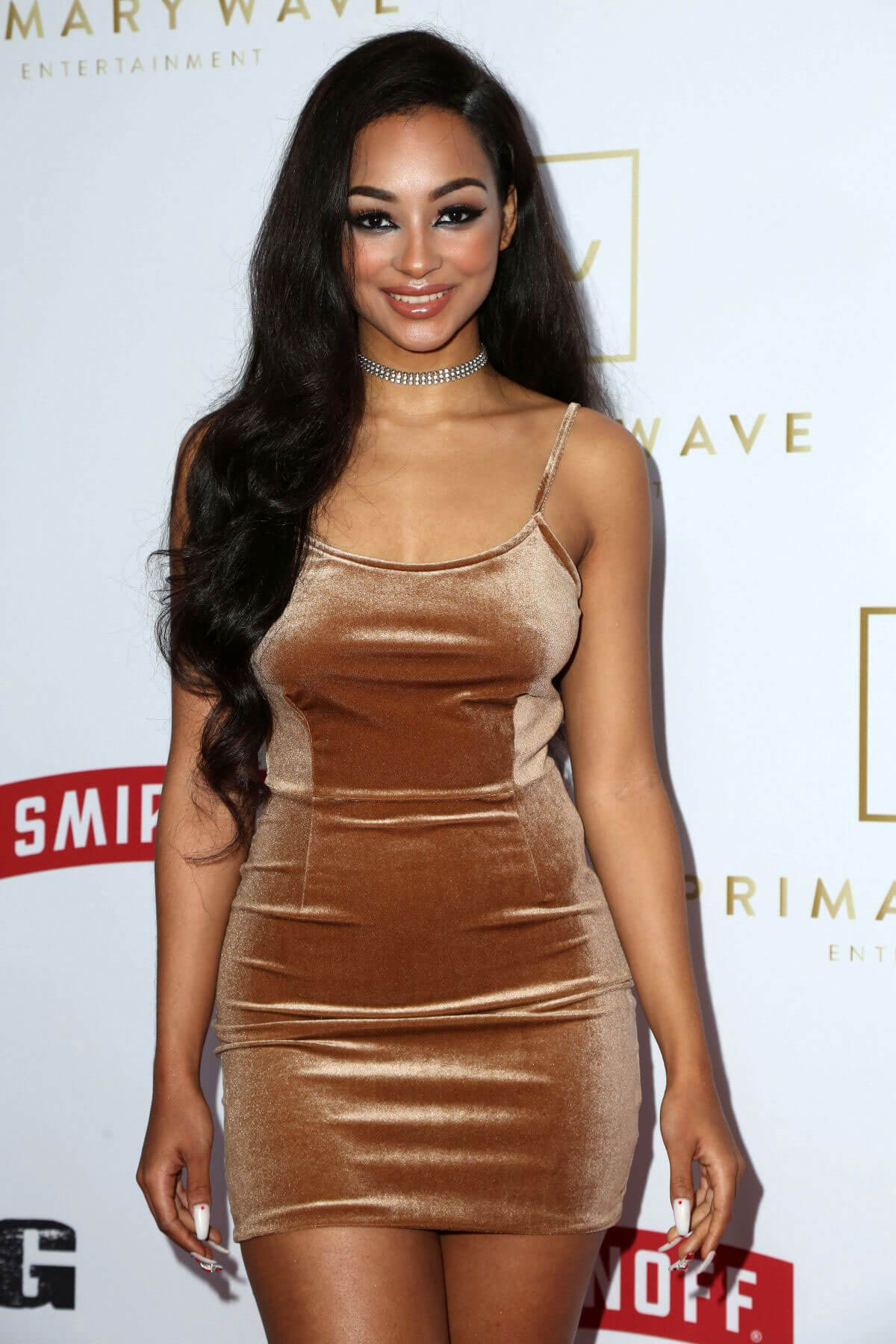 Jessica Jarrell at Primary Wave 11th Annual Pre-Grammy Party in London