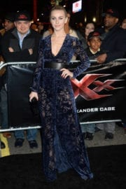 Julianne Hough at 'XXX: The Return of Xander Cage' Premiere in Hollywood