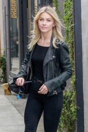 Julianne Hough Out and About in West Hollywood