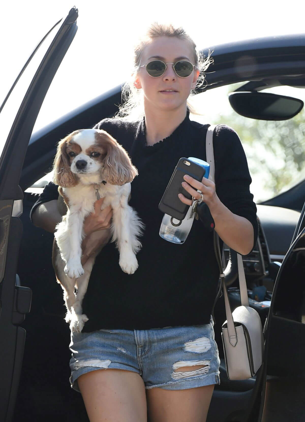 Julianne Hough Stills Out Hiking in Los Angeles