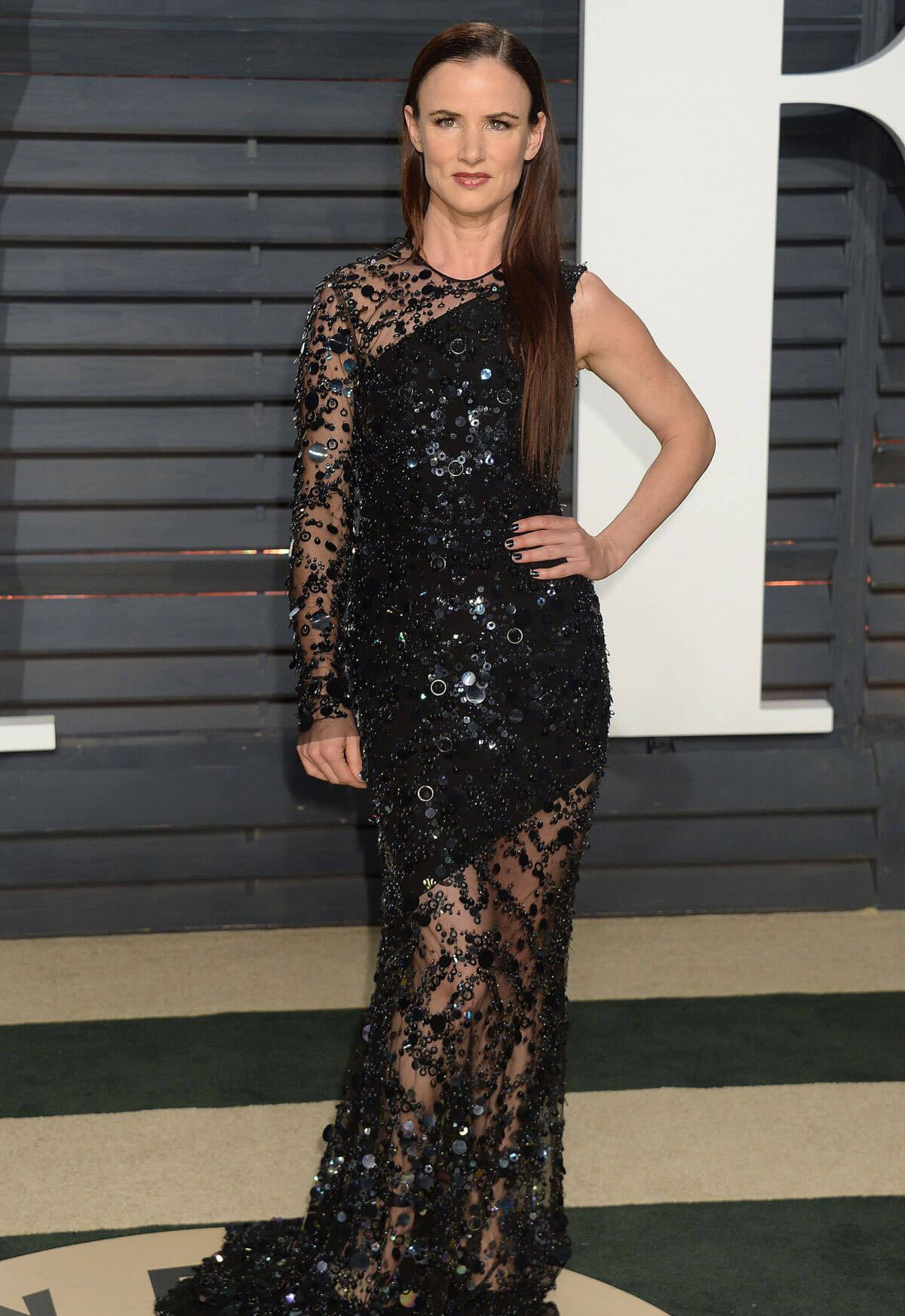 Juliette Lewis Photos at 2017 Vanity Fair Oscar Party in Beverly Hills
