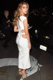 Kara Del Toro at Grammy After Party at Chateau Marmont in Los Angeles