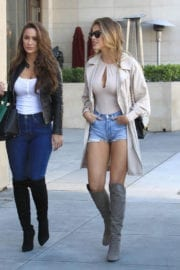 Kara Del Toro Stills Out and About in Beverly Hills