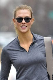Karlie Kloss Out and About in New York