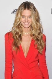 Kate Bock Stills at Sports Illustrated Swimsuit Edition Launch in New York
