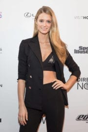 Kate Bock Stills at VIBES by SI Swimsuit 2017 Launch Festival in Houston