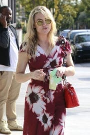 Kate Hudson out for Lunch in West Hollywood