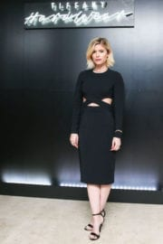 Kate Mara at Tiffany and Co. Hardwear Launch Party in New York