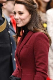 Kate Middleton Stills at a Children's Charity in Wales