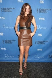 """Kate Walsh Stills at """"If I Forget"""" Opening Night in New York"""