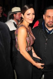 Katharine McPhee at Catch LA in West Hollywood