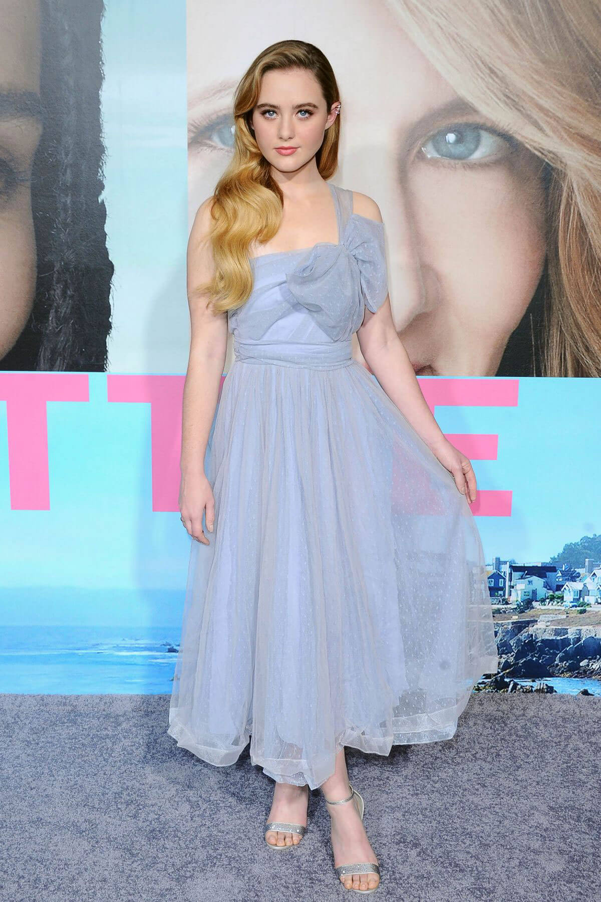 Kathryn Newton at 'Big Little Lies' Premiere in Hollywoo