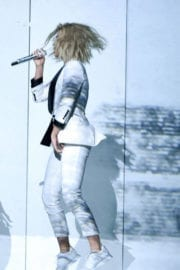 Katy Perry Performs at 2017 Grammy Awards in Los Angeles