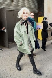Katy Perry Stills at Marc Jacobs Fashion Show at New York Fashion Week