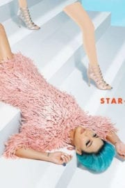 Katy Perry Stills for Katy Perry Footwear Collection 201