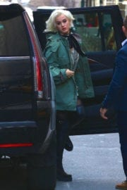 Katy Perry Stills Out to Launch in New York