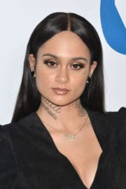 Kehlani at Warner Music Group Grammy After Party in Los Angeles
