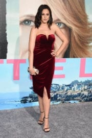 Kelen Coleman at 'Big Little Lies' Premiere in Hollywood