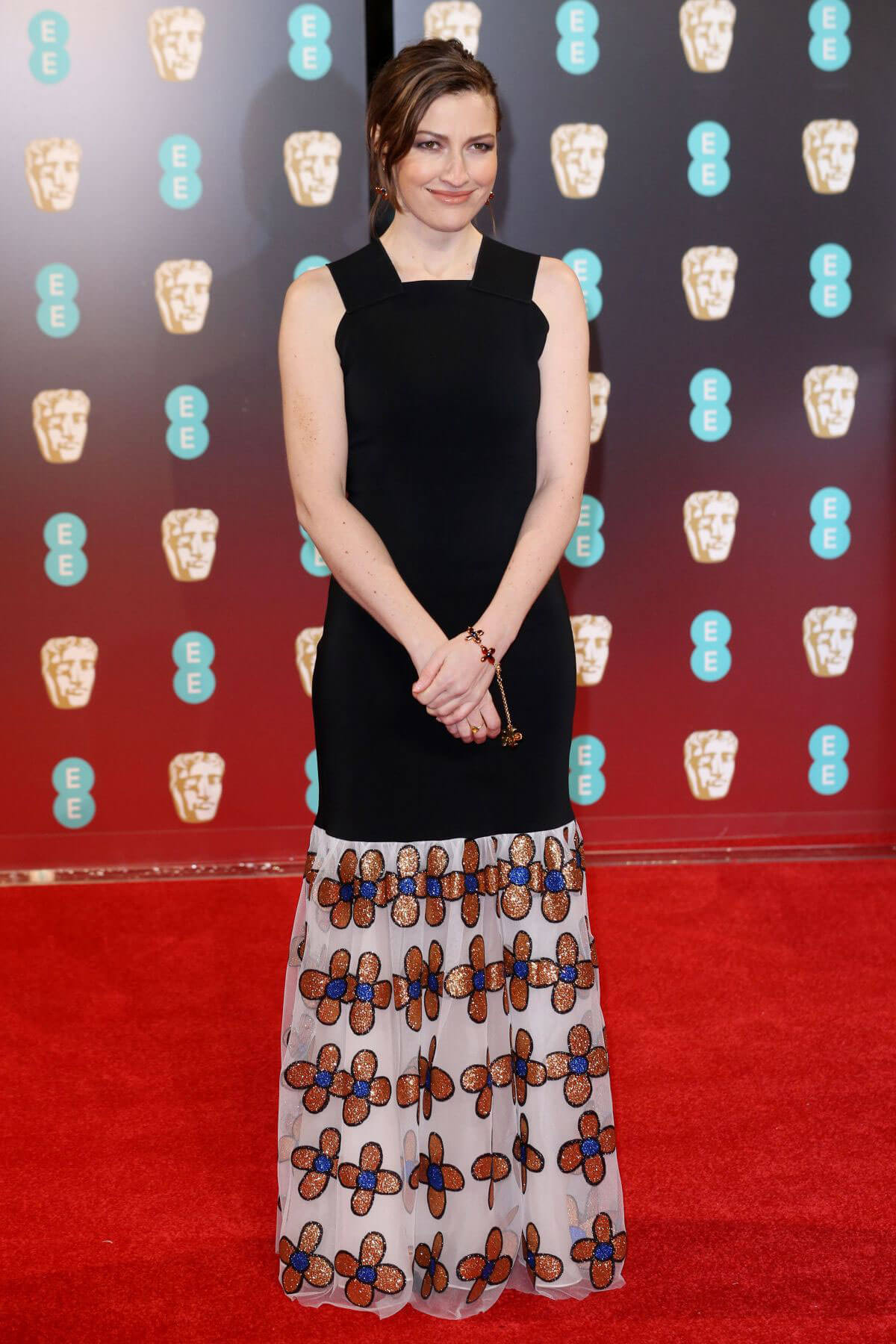 Kelly Macdonald Stills at Bafta 2017 Awards in London