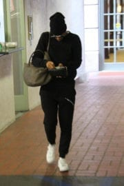 Kelly Rowland Leaves a Dentist Office in Beverly Hills