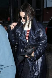 Kendall Jenner Stills Night Out in New York