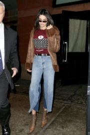 Kendall Jenner Stills Out and About in New York