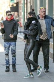 Kendall Jenner Stills Out for Lunch in New York