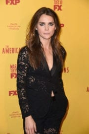Keri Russell Stills at The Americans Season 5 Premiere in New York