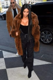Kim Kardashian Stills Out and About in New York