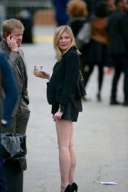 Kirsten Dunst Stills Out and About in Santa Monica
