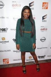 Kyanna Simone at 8th Annual AAFCA Awards in Los Angeles