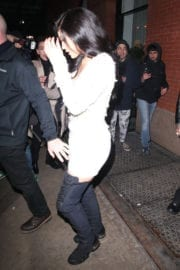 KYLIE JENNER Leaves Her Hotel in New York