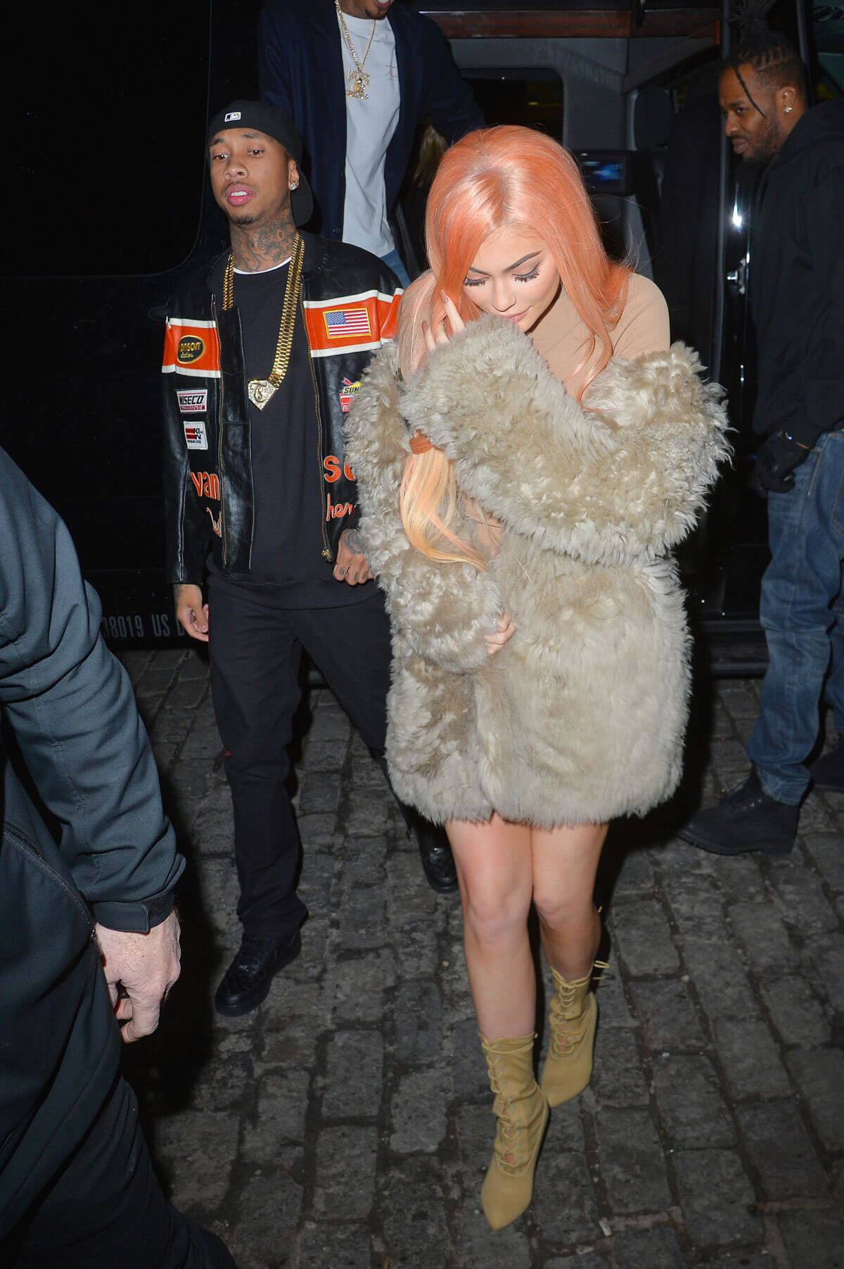 Kylie Jenner Night Out in New York