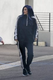 Kylie Jenner Out and About in West Hollywood