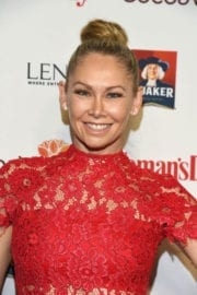KYM Johnson at Women's Day 14th Annual Red Dress Awards in New York