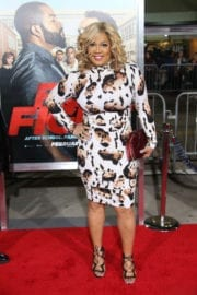 KYM WHITLEY at 'Fist Fight' Premiere in Westwood