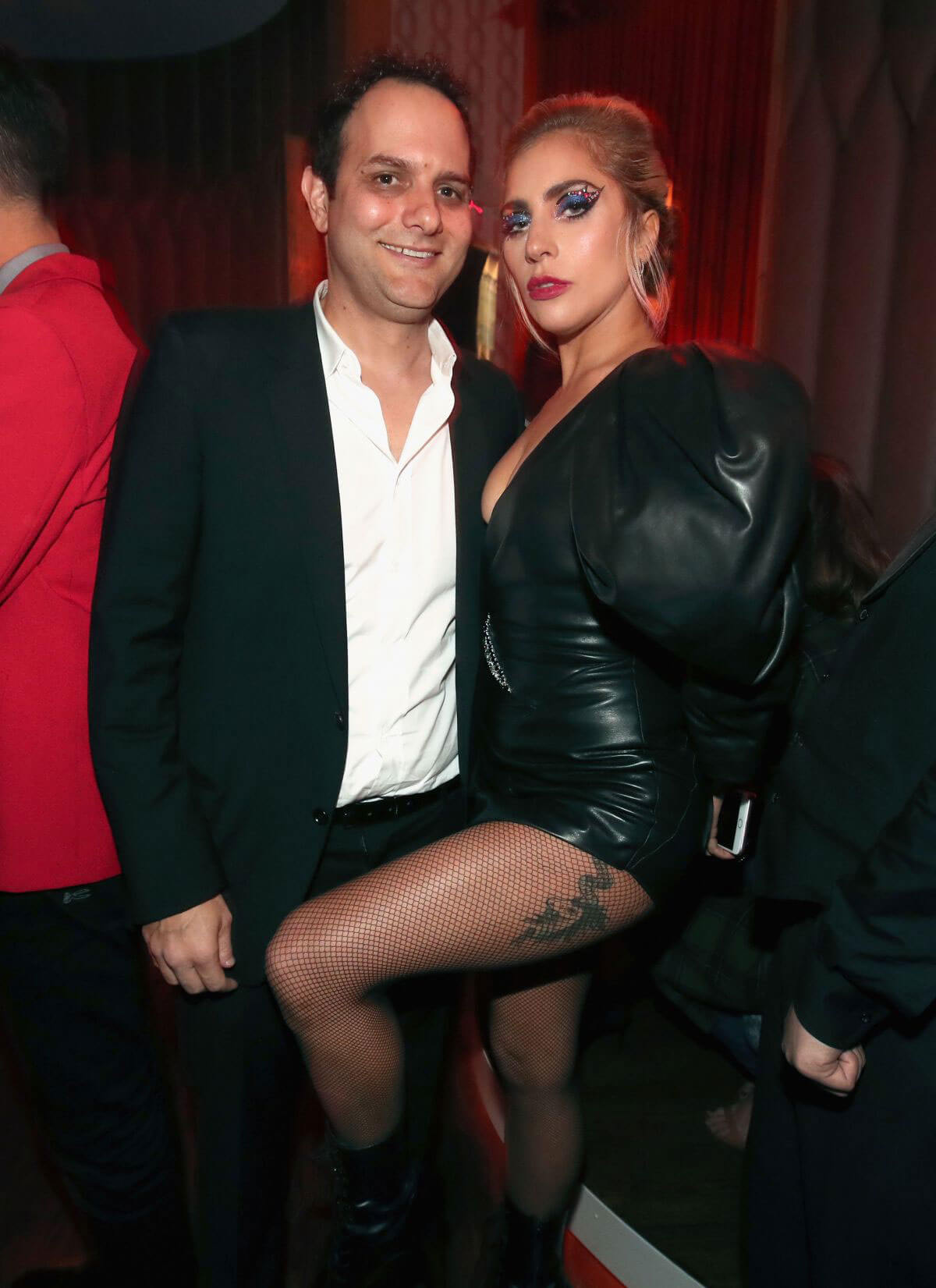 Lady Gaga at Interscope Grammy After Party in Los Angeles