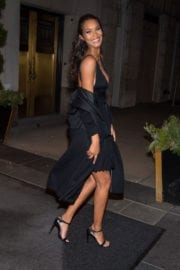Lais Ribeiro at Instyle March Issue Party in New York