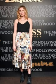 Laura Carmichael Stills at Esquire's Celebration of March Cover