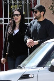 Laura Prepon Stills Out and About in Silver Lake
