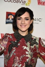 Lena Hall at Women's Day 14th Annual Red Dress Awards in New York