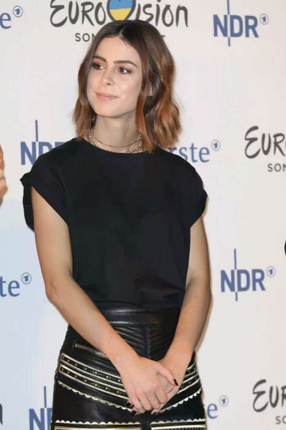 Lena Meyer-Landrut Stills at Eurovision Song Contest in Cologne