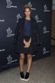 Leona Lewis Stills at Moncler Grenoble Fashion Show in New York