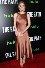 Leven Rambin at The Path Season 2 Premiere in West Hollywood