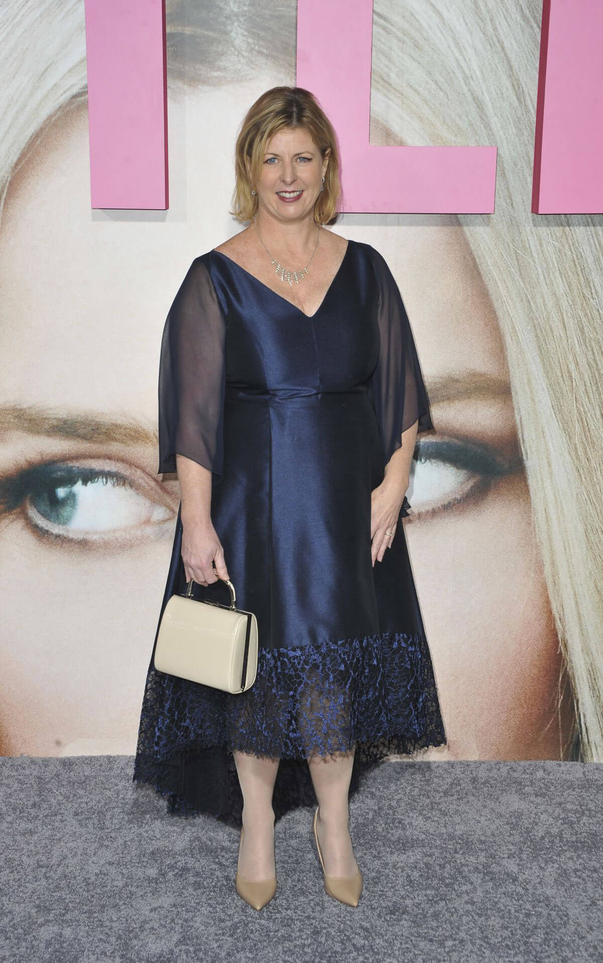 Liane Moriarty at 'Big Little Lies' Premiere in Hollywood