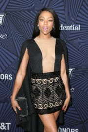 Lil Mama Stills at Bet's 2017 American Black Film Festival Honors Awards